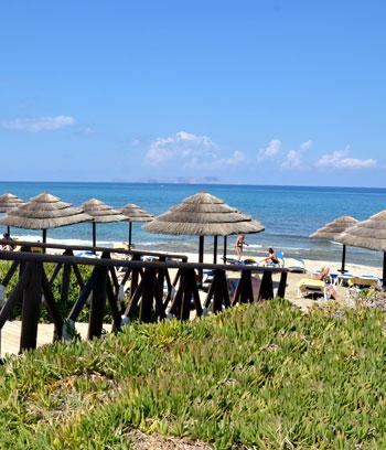 παραλία Ανάληψη