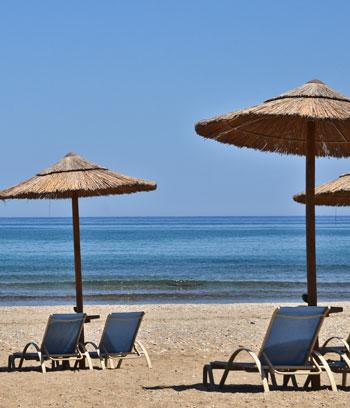 παραλία Ανισαρά