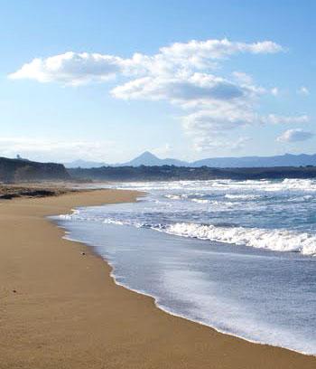 Karteros beach