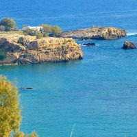 Agios Georgios (St. George) Sarantaris – Agios Nicolaos (St. Nicolas)